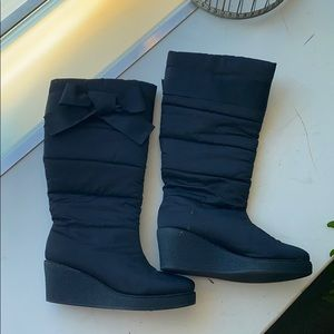 Kate Spade Wedged Winter boot